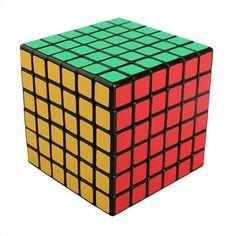68mm 6x6x6 Magic Cube Twist Speed Puzzle Cubes Puzzle Cubes Kids Toys Educational Toy