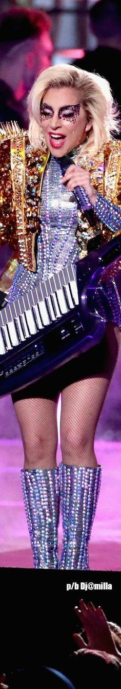 Lady Gaga - Super Bowl 2017 - Halftime Performance