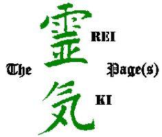 The Reiki Page