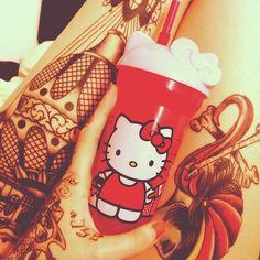 #hallokitty #tattoo #ink