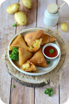 Paprikas – Blog culinaire et recettes de cuisine par Nadia Paprikas Biscuits, Pretzel Bites, Bruschetta, Crackers, Food Photography, Party, Pizza, Bread, Chicken