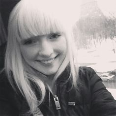 Nastya (aka Kiki) Zhidkova, Russian albino model.