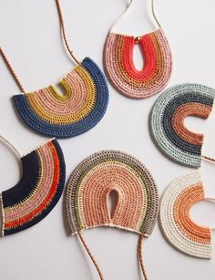 Philippa Taylor necklaces