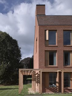 Gallery of Dancy House, Marlborough College / Allies and Morrison - 18