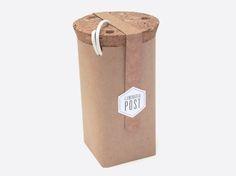 post - cork lamp package