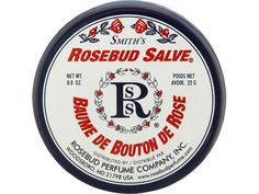 Lip Balm + Foot Balm Everything from lips to heels have a soft spot for Smiths classic Rosebud Salve. The formula moisturizes even the most parched of parts while scenting skin with roses in bloom.  Get it now: Smiths Rosebud Salve, $6 at sephora.com