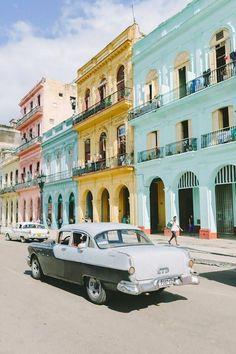 La Havane, le vintage par excellence