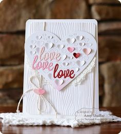 Saturday's Inspiration: Beautiful projects and Valentine's Day creations