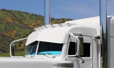 29 Mirror Brackets Ideas Big Rig Trucks Big Trucks Peterbilt