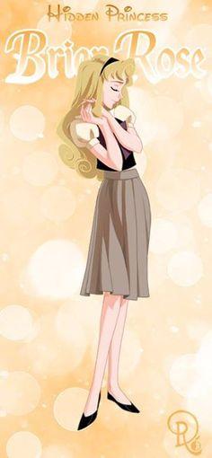 Aurora [as Briar Rose - as a sailor princess] (Drawing by DracheaRannak Disney Fan Art, Disney Girls, Disney Love, Disney Magic, Disney And Dreamworks, Disney Pixar, Walt Disney, Disney Princess Aurora, Sailor Princess