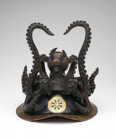 octopus samurai helmet - Google Search