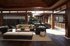 Knudson Interiors - asian - exterior - hawaii - Knudson Interiors