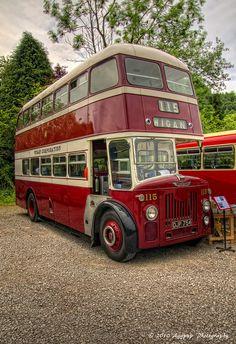 I miss double decker busses