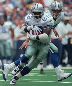 emmitt smith | Emmitt Smith was chosen No. 17 overall by the Cowboys in 1990. Smith ...