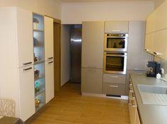 Poradca: Ing. Michal Martaus - kuchyňa Ester French Door Refrigerator, French Doors, Kitchen Appliances, Home, Diy Kitchen Appliances, Home Appliances, Ad Home, Homes, Kitchen Gadgets