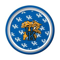 Univ of Kentucky 7 inch Round Lunch Plates/Case of 96 Tags: University of Kentucky; Lunch Plates; Collegiate; University of Kentucky Lunch Plates;University of Kentucky party tableware; https://www.ktsupply.com/products/32786324891/Univ-of-Kentucky-7-inch-Round-Lunch-PlatesCase-of-96.html