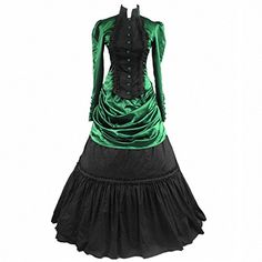 Partiss Damen gotische Lolita mit Lace und Flouncing Partiss http://www.amazon.de/dp/B00XP7EPXI/ref=cm_sw_r_pi_dp_PEN3vb1M0GQMV
