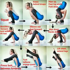 Yoga poses offer numerous benefits to anyone who performs them. There are basic yoga poses and more advanced yoga poses. Here are four advanced yoga poses to get you moving. Fitness Workouts, Yoga Fitness, Physical Fitness, Health Fitness, Yoga Restaurativa, Yoga Moves, Yoga Exercises, Yoga Flow, Yoga Cat