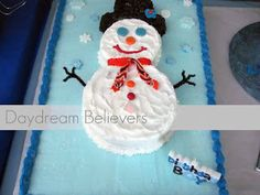 Daydream Believers: Jaxon's Winter ONE-derland Party!