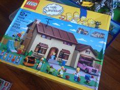 Simpsons Lego!