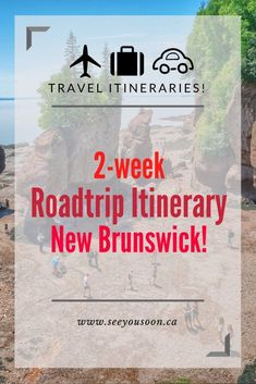 A roadtrip itinerary for New Brunswick that spans the entire province including stops in Bathurst, Fredericton, Saint John and the Hopewell Rocks. East Coast Travel, East Coast Road Trip, Us Road Trip, Saint John New Brunswick, New Brunswick Canada, Fredericton New Brunswick, East Coast Canada, Canadian Travel, Atlantic Canada