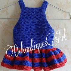 Pattetn by @cpaterns : little ballerinas #barca #babydress #ballerinas #crochet #baby