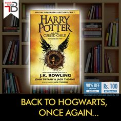 Feel the spice of suspense by reading this book of Harry Potter #onlinebooks #harrypotterbooks #readingbooks #suspensebooks Shop here-  https://trendybharat.com/harry-potter-and-the-cursed-child---parts-i--ii-swb-hp-01?utm_source=gplus&utm_medium=organic&utm_term=harry%20potter%20book&utm_campaign=harry%20potter%20book