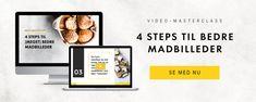 Video-masterclass: 4 genveje til bedre madbilleder — Foodstyling Masterclass Salsa Fresca, Broccoli Pesto, Fresco, Lemon Bars, Dry Yeast, Chorizo, Parmesan, Squash, Food And Drink