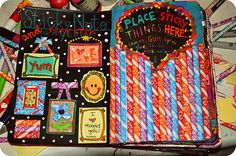 WTJ Place Sticky Things Here by eklektick, via Flickr
