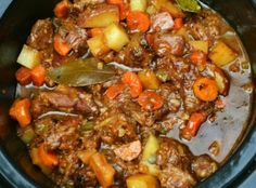 Best Ever Beef Stew Recipe