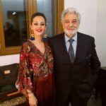 Ο Placido Domingo μιλάει για την Κασσάνδρα Δημοπούλου και τον Φίλιππο Μοδινό