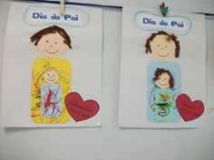 Kids Crafts, Preschool Crafts, Reggio Emilia, Father's Day Activities, Mother And Father, Happy Mothers Day, Nursery Art, Mom And Dad, Fathers Day