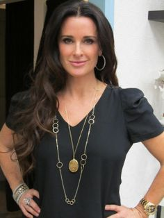 Kyle Richards Love this lady! Kyle Richards RHOBH and child star born and raised in Beverly Hills she is someone who speaks her mind and juggles her family and business! #inspiration #admiration