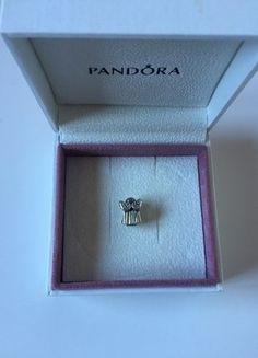 Kaufe meinen Artikel bei #Kleiderkreisel http://www.kleiderkreisel.de/accessoires/armbander-and-armreife/136927577-pandora-charm-anhanger-silber