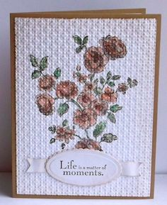 SC442 moments by tessaduck - Cards and Paper Crafts at Splitcoaststampers