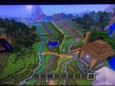 Imgur: The magic of the Internet Minecraft Redstone, Minecraft Farm, Mine Minecraft, Minecraft Plans, Minecraft Construction, Minecraft Blueprints, Minecraft Creations, Minecraft Projects, Minecraft Designs