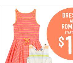 Dresses Starting At $10