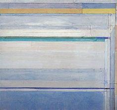 Ocean Park No. 112 by Richard Diebenkorn   Ocean Park Series Paintings