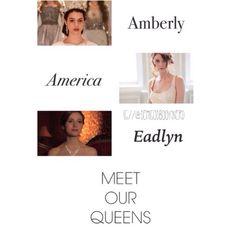 Meet our queens