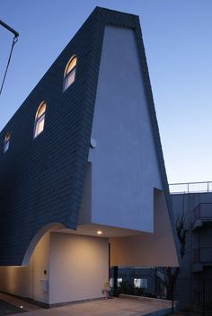 Dezeen » Blog Archive » House with Eaves and an Attic by ON design - via http://bit.ly/epinner