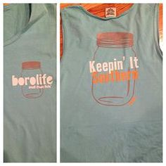 Keepin' it Southern Comfort Colors Tank Tops!