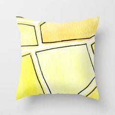 Planes Throw Pillow by Claudia McBain - $20.00