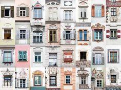 Windows of the World on Behance