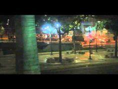 Protestas en Venezuela: Emboscada en Altamira, Caracas. 19 de febrero de...
