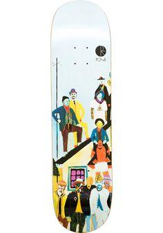 Polar-Skate-Co AMTK-Team-A---End-Of-Nowhere - titus-shop.com  #Deck #Skateboard #titus #titusskateshop