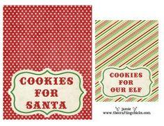 11 Christmas Printables