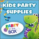 Party in the Box is a simple and easy way to host your child's next birthday party.