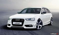 Uncompromising and extremely hot - the OETTINGER Audi Sport version Balenciaga, Givenchy, Audi A4, Audi Wagon, Broken White, S Car, Car Photos, Sport, Audi Quattro
