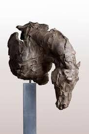 Afbeeldingsresultaat voor ceramic horse sculptures