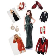 Holiday Party Time!!!  ||  A fashion look from December 2017 by mymallmetro featuring Dolce&Gabbana https://www.polyvore.com/cgi/set?.svc=twitter&id=232133240&utm_campaign=crowdfire&utm_content=crowdfire&utm_medium=social&utm_source=pinterest